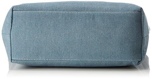 Codello 81011604 - Borse a secchiello Donna, Blau (Light Blue), 12x47x45 cm (B x H T)