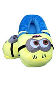 8888956788701 Official Minions Men s Slippers (11-12 UK)  Amazon.fr  Chaussures et ...