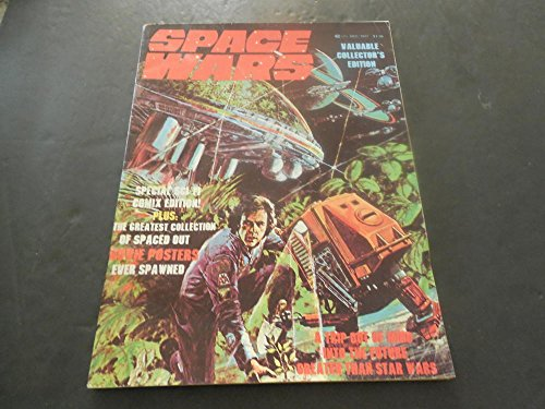 Space Wars Magazine December 1977 Average Condition