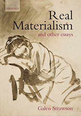 real materialism and other essays