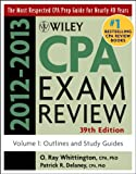 Wiley CPA Examination Review, Outlines and Study Guides (Volume 1)