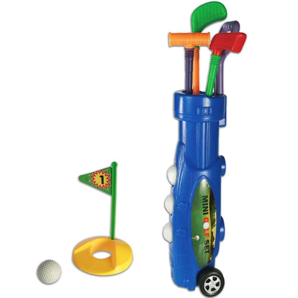 out of the blue 59 2048 children u0027s plastic golf set 9 piece