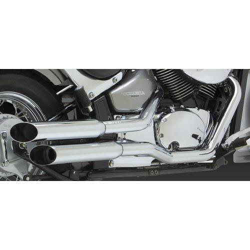 Vance & Hines SUZUKI M50/C50 BOULEVARD 05-08 CRUZERS EXHAUST SYSTEM VANCE & HINES (C01007724) (System M50 Exhaust)