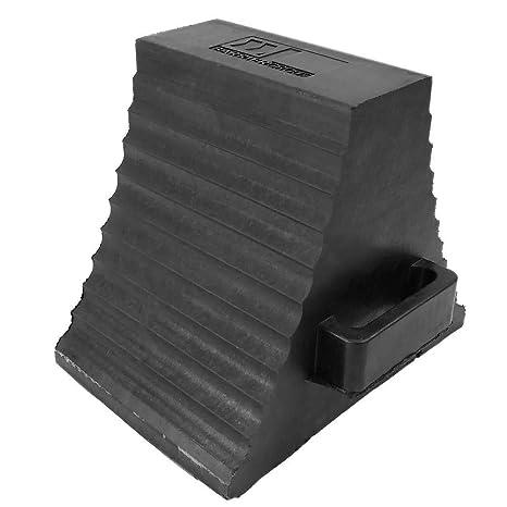 Cablematic - Calzo para ruedas de coches y vehículos 25x22x186 cm dual