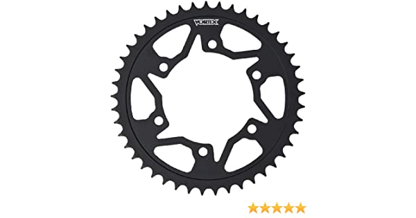Vortex 251AK-51 Solid Black 51-Tooth Rear Sprocket