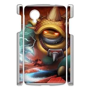 Google Nexus 5 Phone Case League Of Legends XVL528234