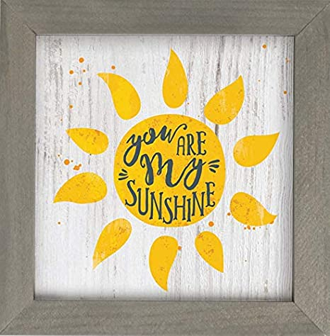 Amazon.com: P. Graham Dunn You are My Sunshine Sunshine ...