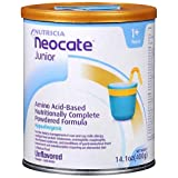 Neocate Junior, Unflavored, 14.1 oz/400 g (1 can)