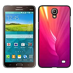Stuss Case / Funda Carcasa protectora - Purple Entanglement - Samsung Galaxy Mega 2