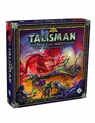 Talisman: The Magical Quest Game, 4th edition by Fantasy Flight Games