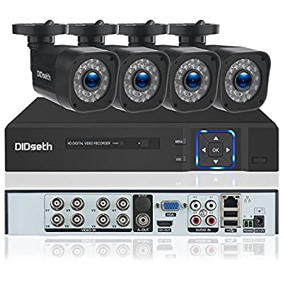 720p Cctv Kits from DIDseth