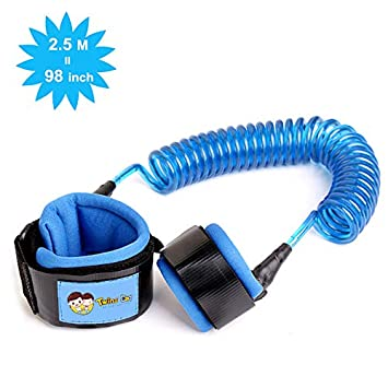 Lost Wrist Link Toddler Leash Safety Harness Strap for Baby Kids Child Outdoor
