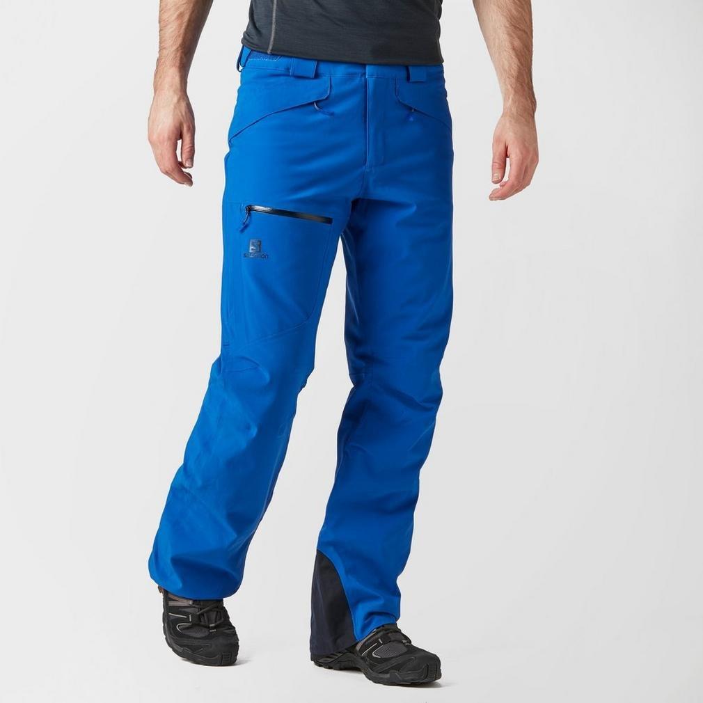 a40604c2680b Salomon Men s Brilliant Ski Pant  Amazon.co.uk  Clothing