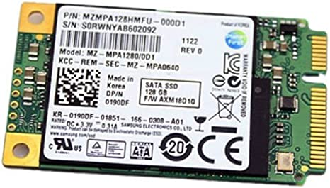 msecore DDR3 de 128 GB Single memoria SSD disco duro de ...