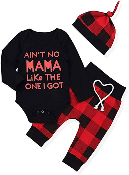 bilison Newborn Baby Boy Girl Clothes Cute Solid Color Long Sleeve Romper Jumpsuit with Hat Outfits