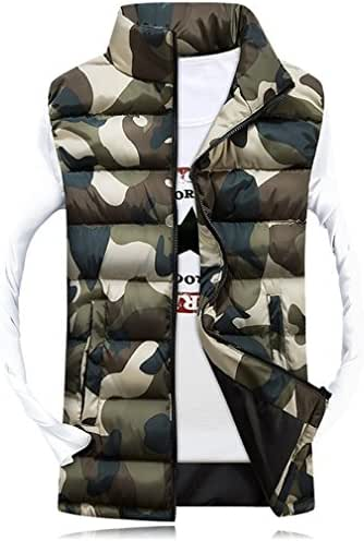 b8efddda726 0 bình luận. Từ Mỹ. MEI Guihua Men s Camouflage Vest Sleeveless Casual Slim  Fit Clothing
