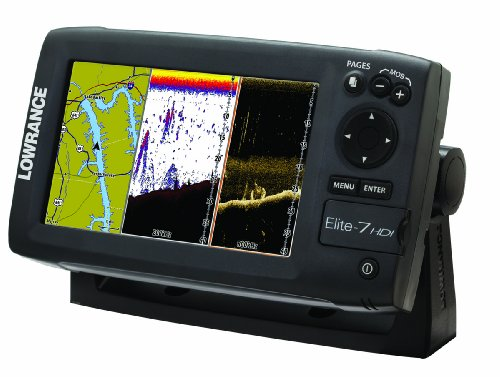 Lowrance Elite-7 000-10968-001 7-Inch Co - Color Chartplotters Sounder Shopping Results