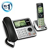 VTech CS6649 Expandable Corded/Cordless Phone