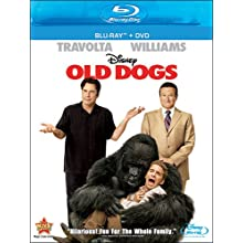 Old Dogs [Blu-ray] (2009)