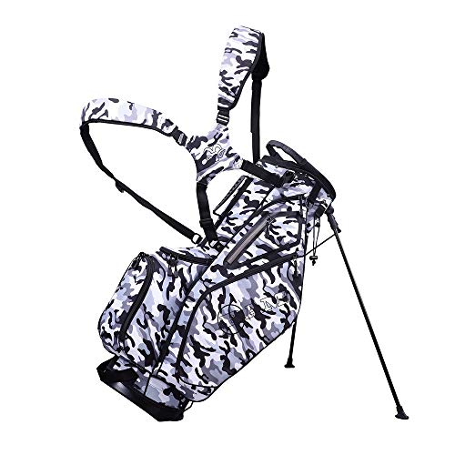 - RAM Golf Premium Tour Stand/Carry Bag Camo