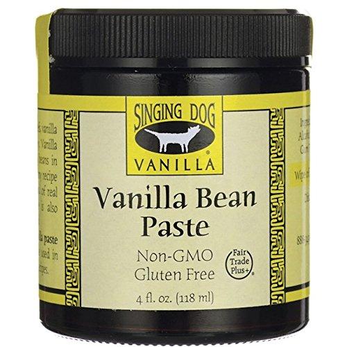 Singing Dog Vanilla Vanilla Bean Paste 4 fl oz (118 ml) Jar