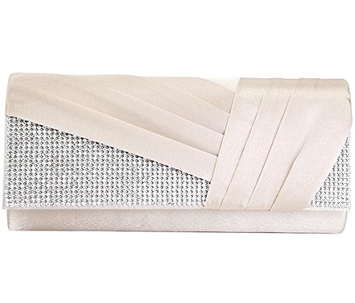 jubileens-womens-elegant-pleated-satin-crystal-fashion-clutch-evening-bag-purse-champagne