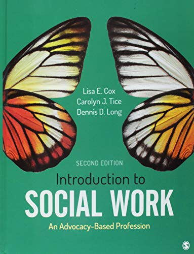 BUNDLE: Cox: Introduction to Social Work: An Advocacy-Based Profession, 2e ( Hardcover) + Bird: SAGE Guide to Social Wor