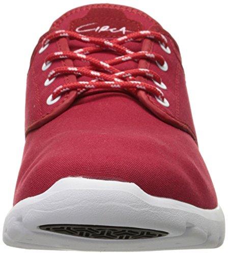 C1RCA Uomo Sneaker Atlas Red/White