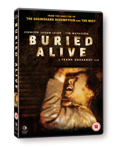 NEW Buried Alive (DVD) (Buried Alive Dvd)