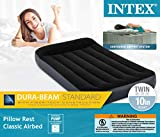 Intex Dura-Beam Series Pillow Rest Raised Airbed