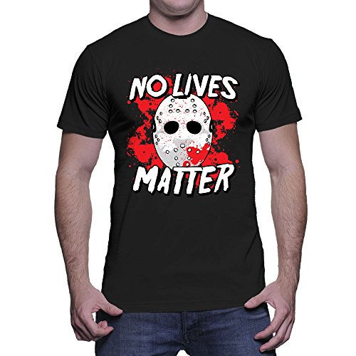 Mens No Lives Matter Halloween