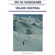 SKI DE RANDONNEE - VALAIS CENTRAL