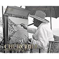 Churchill peint la Côte d'Azur