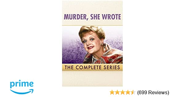 Amazon Murder She Wrote The plete Series Angela