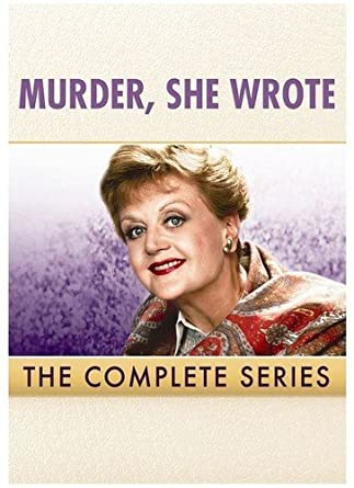 Amazoncom Murder She Wrote The Complete Series Angela