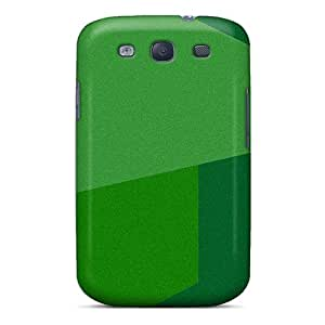 New Greeny Meany Tpu Cover Case For Galaxy S3