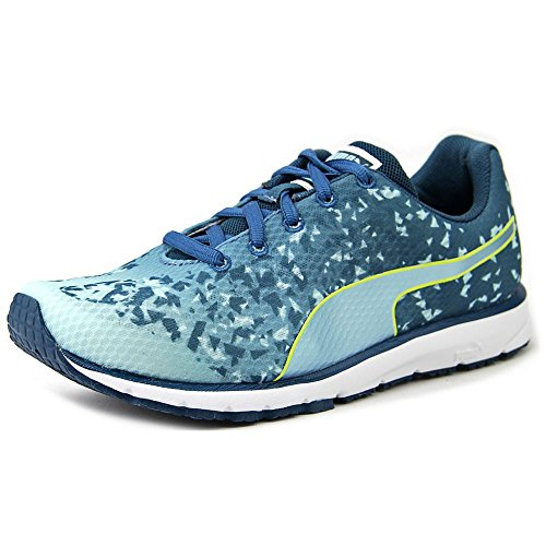 Puma Womens Narita V3 Fracture Shoes, Blue Coral/Clearwater, Size 8