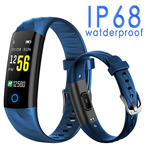 UHOOFIT Fitness Tracker,Activity Tracker with Heart Rate