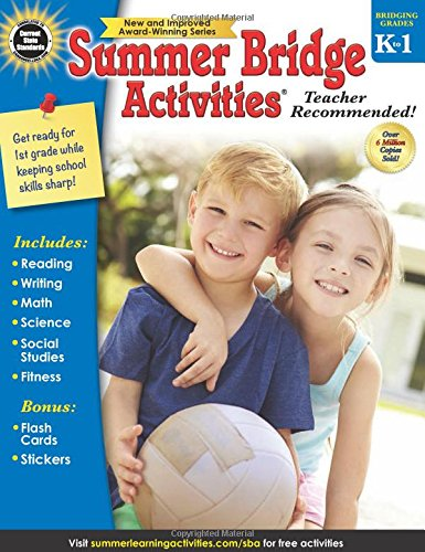 Summer Bridge Activities®, Grades K - 1
