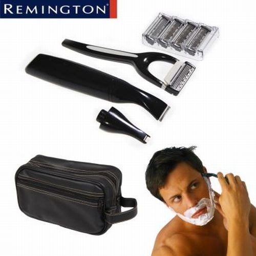 Remington Wet Shave Grooming Kit