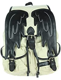 f88dc84f31 ... Supernatural Castiel Wings Slouch Backpack. Hot Topic half off 965a7  d0a40 ...