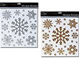 Christmas Decoration Snowflake Window Stickers