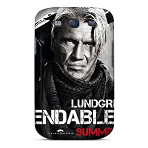 New Arrival Cover Case With Nice Design For Galaxy S3- The Expendables 2 Movies