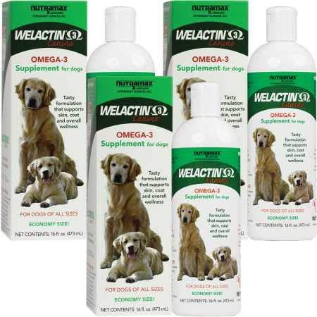 WELACTIN 3PACK Natural Omega3 Supplement Economy Size 1.41 L