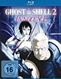 Ghost in the Shell 2 - Innocence [Blu-ray]