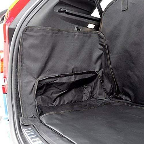 Noir UK Custom Covers BL255 Tapis de Coffre sur Mesure