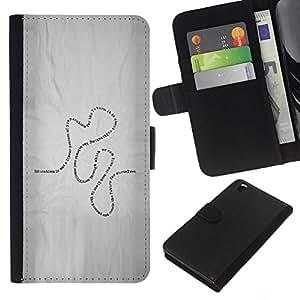 KingStore / Leather Etui en cuir / HTC DESIRE 816 / Aprendizaje Educativo Presente Vida Cita de carretera