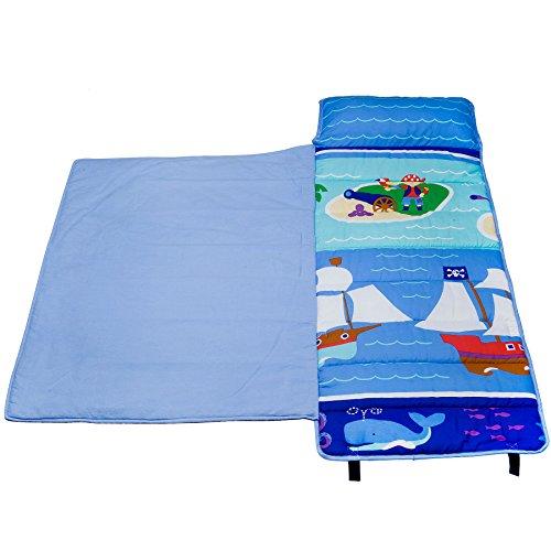 Wildkin 100 Cotton Nap Mat Olive Kids By Children S