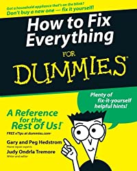 Image of the product How to Fix Everything for that is listed on the catalogue brand of Brand: For Dummies.
