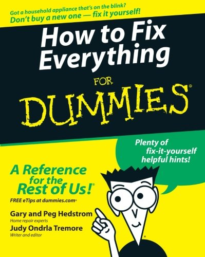 [D0wnl0ad] How to Fix Everything For Dummies [D.O.C]